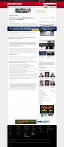 Forex Peace Army   Dallas Business Journal
