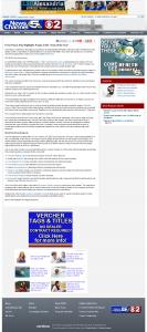 Forex Peace Army   KALB-TV CBS-2 NBC-5 (Alexandria, LA)
