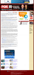 Forex Peace Army | KFJX-TV FOX-14 (Pittsburg, KS)