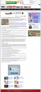 Forex Peace Army   KNDO-TV NBC-3 (Yakima, WA)