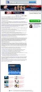 Forex Peace Army   KRHD-TV ABC-40 (Bryan-College Station, TX)