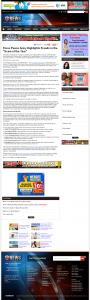 Forex Peace Army   KSWO-TV ABC-7 (Lawton, OK)
