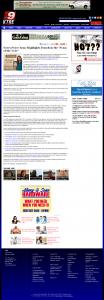 Forex Peace Army   KTRE ABC-9 (Lufkin, TX)