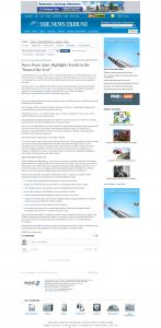 Forex Peace Army   News Tribune (Tacoma, WA)