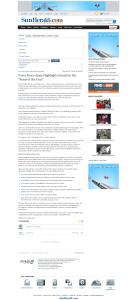 Forex Peace Army   Sun Herald (Biloxi, MS)