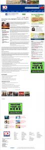 Forex Peace Army | WISTV NBC-10 (Columbia, SC)