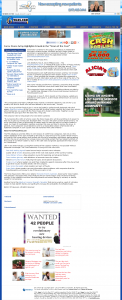 Forex Peace Army   WLNS CBS-6 (Lansing, MI)