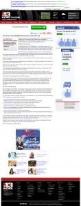 Forex Peace Army | WOWK-TV CBS 13 (Huntington, WV)