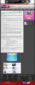 Forex Peace Army   WTLH-TV FOX-49 (Tallahassee, FL)