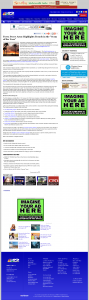 Forex Peace Army   WWBT NBC-12 (Richmond, VA)
