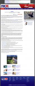 Forex Peace Army |WZDX-TV FOX-54 (Huntsville, AL)