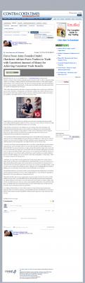 Dmitri Chavkerov -  Contra Costa Times  - Consistent Money