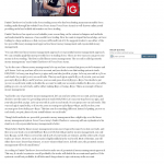 Dmitri Chavkerov - Daily Breeze (Torrance, CA) - Consistent Money