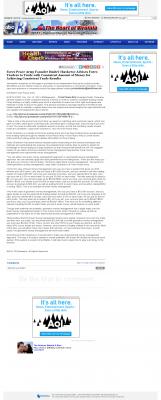 Dmitri Chavkerov -  WSET-TV ABC-13 (Lynchburg, VA)  - Consistent Money