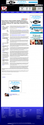 Dmitri Chavkerov -  WSFA NBC-12 (Montgomery, AL)  - Consistent Money