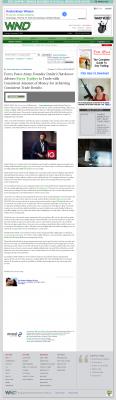 Dmitri Chavkerov -  WorldNetDaily  - Consistent Money