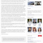 Dmitri Chavkerov - Baltimore Business Journal - Lean Forex Trading