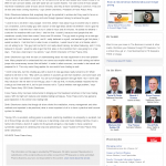 Dmitri Chavkerov - Business Journal of Phoenix - Lean Forex Trading