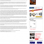 Dmitri Chavkerov - CNS Magazine [Cabling Networking Systems] - Lean Forex Trading