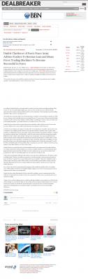 Dmitri Chavkerov -  Dealbreaker  - Lean Forex Trading