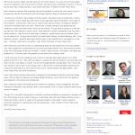 Dmitri Chavkerov - Denver Business Journal - Lean Forex Trading