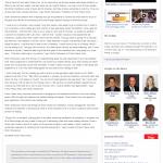 Dmitri Chavkerov - Jacksonville Business Journal - Lean Forex Trading