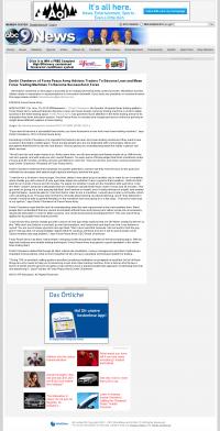 Dmitri Chavkerov -  KCAU ABC-9 (Sioux City, IA)  - Lean Forex Trading