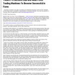 Dmitri Chavkerov - KOTA ABC-3 (Rapid City, SD) - Lean Forex Trading