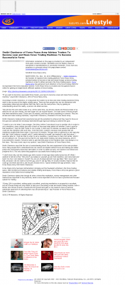 Dmitri Chavkerov -  KSTC-TV IND-45 (Saint Paul, MN)  - Lean Forex Trading