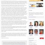 Dmitri Chavkerov - Kansas City Business Journal - Lean Forex Trading