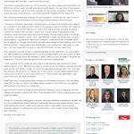 Dmitri Chavkerov - Pittsburgh Business Times - Lean Forex Trading