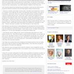 Dmitri Chavkerov - Sacramento Business Journal - Lean Forex Trading