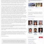 Dmitri Chavkerov - San Antonio Business Journal - Lean Forex Trading