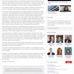 Dmitri Chavkerov - San Francisco Business Times - Lean Forex Trading