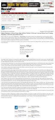 Dmitri Chavkerov -  The Daily Herald  - Lean Forex Trading