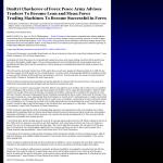 Dmitri Chavkerov - WAFF NBC-48 (Huntsville, AL) - Lean Forex Trading