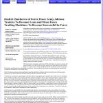 Dmitri Chavkerov - WAVE NBC-3 (Louisville, KY) - Lean Forex Trading