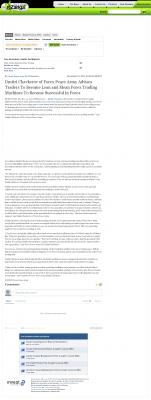 Dmitri Chavkerov -  eZanga  - Lean Forex Trading